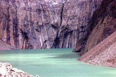 Lake below Torres del Paine, Chilean Patagonia