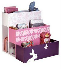 El cuaderno del decorador: Organización