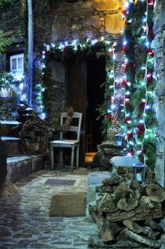 Christmas village   Aldeia-Natal de Cabeça Seia, Serra da Estrela
