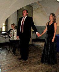 Laulavat tarjoilijat