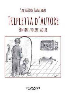 """""""Tripletta d'autore"""" di Salvatore Saraceno  Tripletta d'autore nasce come un gioco che, racconto dopo racconto, prende forma e costruisce attorno al personaggio principale eventi e aneddoti collegati e dipendenti l'uno dall'altro, seppur ambientati in luoghi e periodi diversi.   http://www.phasar.net/catalogo/libro/tripletta-dautore"""