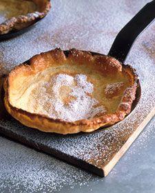 puffy pancakes   recipe