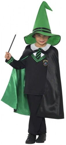 Witch costume for boys