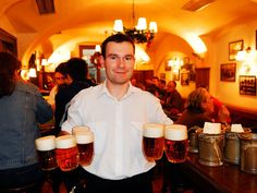 Prague Has Some of the Best Beer Anywhere—Here's a Pub Crawl to Prove It - Condé Nast Traveler