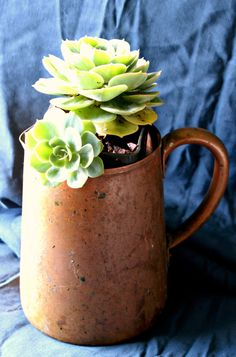 Copper Pitcher West Bend Moscow Mule. $18.00, via Etsy.