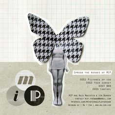 MIP cd cover by Ma + Chr