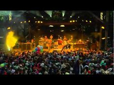 "String Cheese Incident ""Ring of Fire"" at Horning's Hideout - 2010"