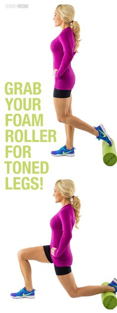 You have to try this fitness moves for toned legs!