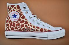 Giraffe - Converse Personalizados | Giannella