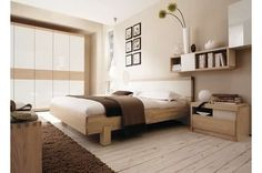 neutral colored Bedroom - Home and Garden Design Ideas