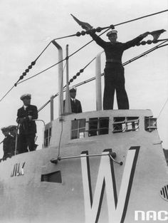 ORP Wilk My Heritage, Sailors, Battleship, Ww2, World War, Ships, Polish, Boat, Navy