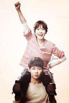 Park yoochun and han ji min dating side