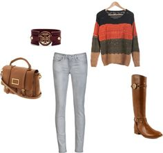 """""""Winter outfit"""" by craftondeal on Polyvore"""