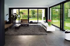 Mooie vloer, minder mooi dat er witte naden tussen zitten. keuken belgisch hardsteen vloer - Google zoeken