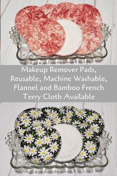 Eco friendly, soft, machine wash and dry. Great for washing your face, removing makeup and applying toner. Makeup Remover Pads, Wash Your Face, Beauty Routines, Eco Friendly, Etsy Seller, Handmade Items, How To Apply, Creative