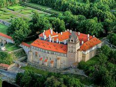 Brandýs nad Labem Chateau, Châteaux and Castles in the Czech Republic