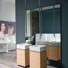 antonio lupi damone espejos de bao accesorios cuarto de bao