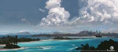 Assassin's Creed IV Black Flag Concept Art, Martin Deschambault on ArtStation at http://www.artstation.com/artwork/assassin-s-creed-iv-black-flag-concept-art-5deedf54-af25-4dee-a058-fa95716ff66a