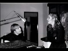 Tom Petty and Stevie Nicks early 1980s