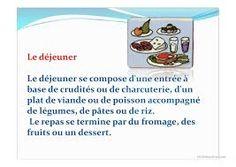 Imagini pentru les repas en france Crudite, Dessert, Charcuterie, France, Fish, Meal, Food, Food, Shape