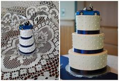 How to Turn Your Wedding Cake Into an Ornament | Woman Getting Married - what a great idea!
