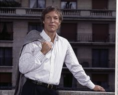 Rendezvous With Richard Chamberlain In His Suite Of The Plaza Athénée