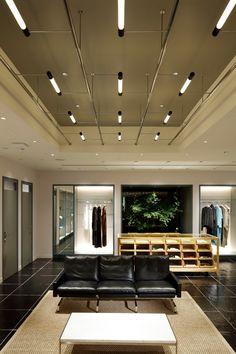 BLAMINK Nihonbashi Mitsukoshi | Wonderwall Bauhaus Architecture, Wonderwall, Scooter Store, Building, Interior Ideas, Inspiration, Design, Home Decor, Biblical Inspiration