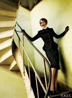 Photos: Keira Knightley in Vogue – Vogue