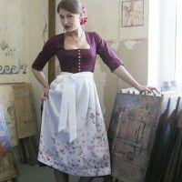 Dirndl 02 ‹ EvaVioletta – Modemanufaktur
