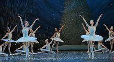 ENB: Nutcracker - lead Snowflakes Alison McWhinney, Ksenia Ovsyanick   Flickr - Photo Sharing!