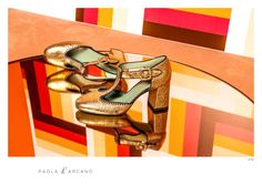 PAOLA d'ARCANO FW2017-18 ADV Campaign
