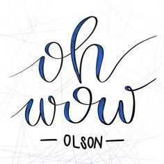 [Werbung] #ohwow Endlich - endlich - endlich - endlich! Das neue Album von @olsonofficial ist erschienen 🙌🏼 Konnte gestern nicht… Lettering, Arabic Calligraphy, Album, Instagram, Advertising, Drawing Letters, Letters, Arabic Calligraphy Art, Character