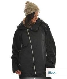 933a8e2412 Bonfire Womens Endless Jacket Black Small  gt  gt  gt  You can find out