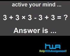 Find out the answer- Get help with Math homework, Math assignment and Math online tutoring at www.helpwithassignment.com email us at : support@helpwithassignment.com
