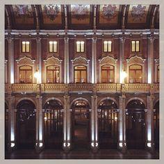 Palácio da Bolsa #porto #arquitectura