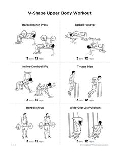 21 best back and shoulder workouts images  workout back