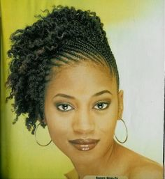 Natural Hairstyles Twist Out – Hairframenatural hair styles with twist | iTweenFashion.com