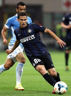 Serie A: Inter-Lazio 4-1