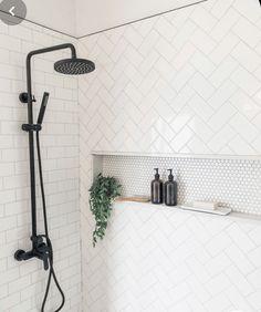 Diy Bathroom Decor, Bathroom Interior Design, Bathroom Pics, Master Bathroom, Bathroom Ideas, Bathroom Organization, Bathroom Wallpaper, Bathroom Flowers, Office Bathroom