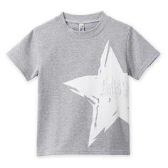 星柄Tシャツ