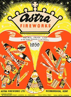 Collectibles July 4th Loyal Mobster Fireworks Promo Poster 4th Of July Firecracker Promotional