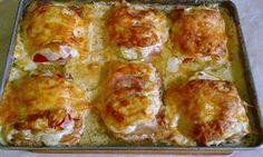A laktatóan eszményi rakott csirkemell, szinte kiabál, hogy elkészítsd! :) - MindenegybenBlog
