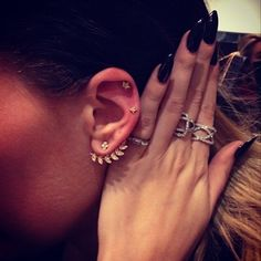 Obsessed: Jacquie Aiche's Ear Jackets