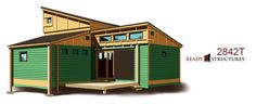 Residential Ready Structures - Craven Construction