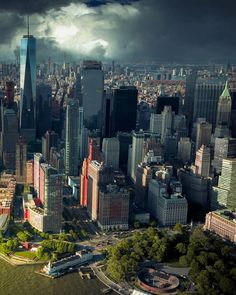 New York City area - Architecture and Urban Living - Modern and Historical Buildings - City Planning - Travel Photography Destinations - Amazing Beautiful Places Nyc, London City, New York City, City Sky, One World Trade Center, Dream City, Jolie Photo, Canada, Architecture