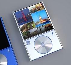 Facebook concept phone