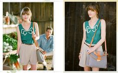 Ruche Summer Lookbook: The Tuscan Sun  I literally love everything from this site.