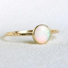 Opal ring -CC