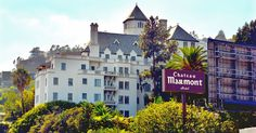 """L.A. Have Drinks at the Chateau Marmont. The founder of Columbia Pictures said, """"If you must get in trouble, do it at the Chateau Marmont."""" So follow in the footsteps (within limits) of F. Scott Fitzgerald, Jim Morrison and Lindsay Lohan and settle into the lobby lounge for a Negroni."""