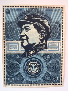Shop antique furniture, fine jewelry, vintage fashion and art from the world's best dealers. Shepard Fairy, Shepard Fairey Artwork, Concert Poster Art, Poster Art, Art, Horror Movie Art, Movie Art, Street Artists, Pop Art